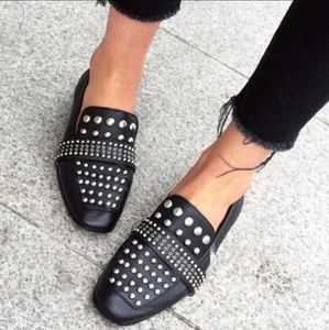 NWOT Sam Edelman Chesney Studded Loafers